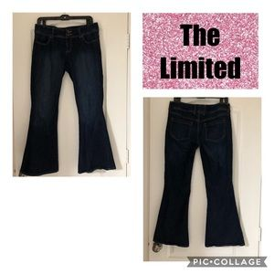 The Limited Flare Jeans Size 10